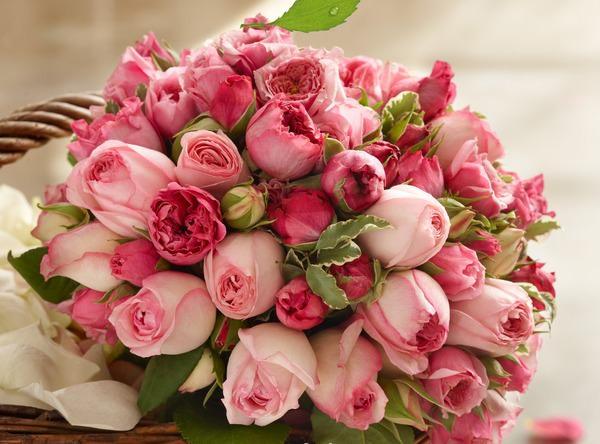 Как заказать букет цветов