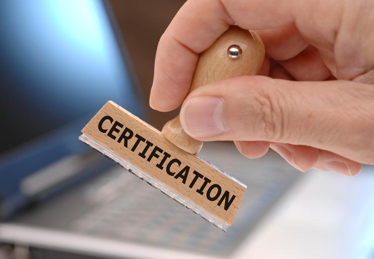 Сертификация в Москве