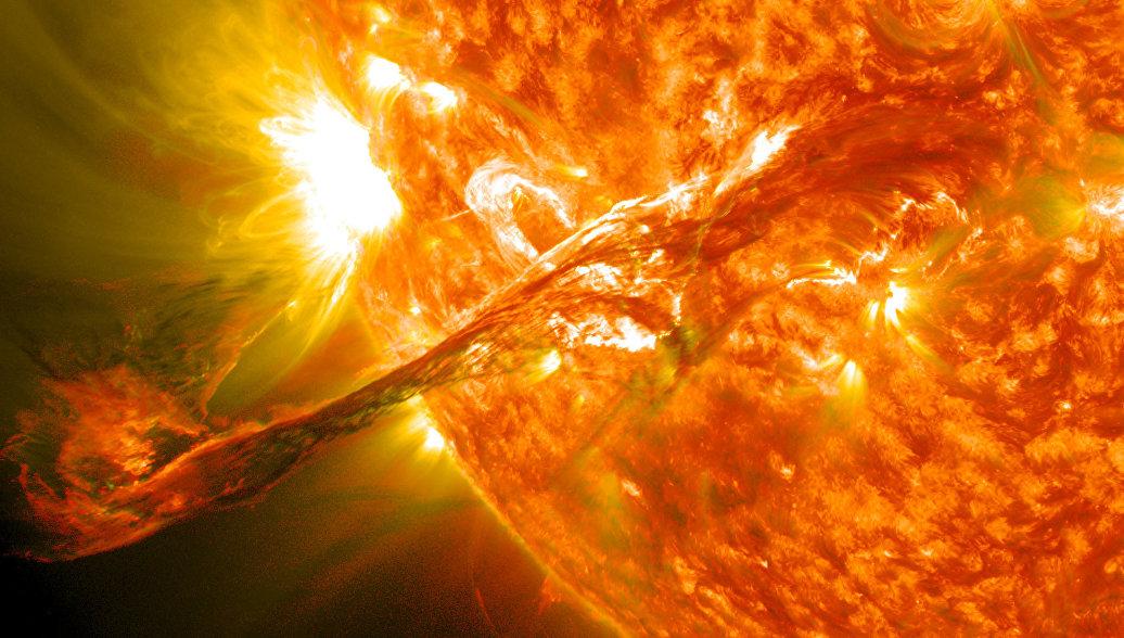 Ученые выяснили, сколько магнитных бурь могут накрыть Землю в 2018 году