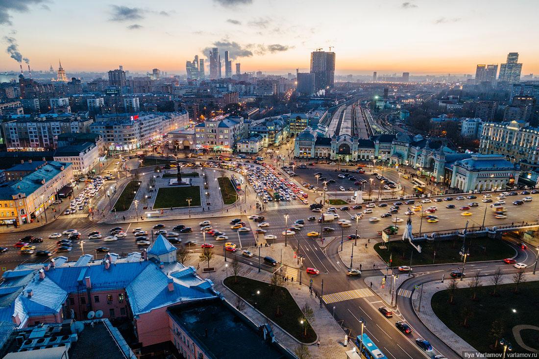 Электронный справочник Москвы