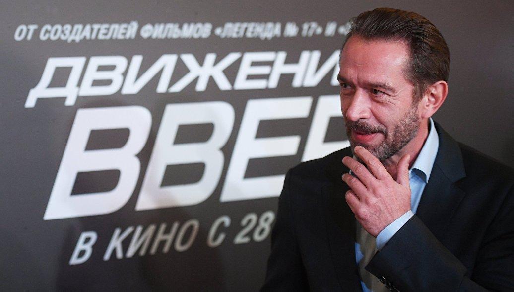 Машков объяснил реакцию на слова Путина о просмотре фильма