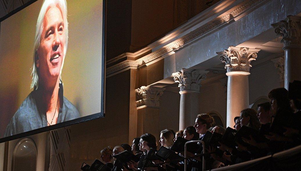 Хворостовский посмертно награжден премией BraVo