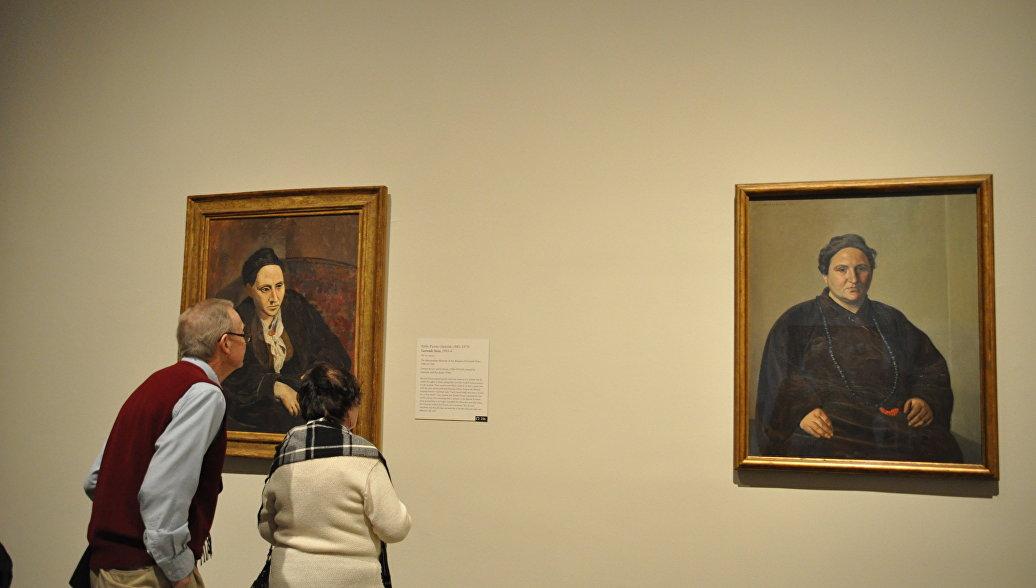 В Лондоне представят работы Пикассо