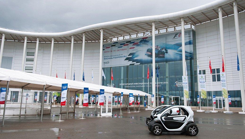 В Сочи ограничат въезд автомобилей с бензиновыми двигателями