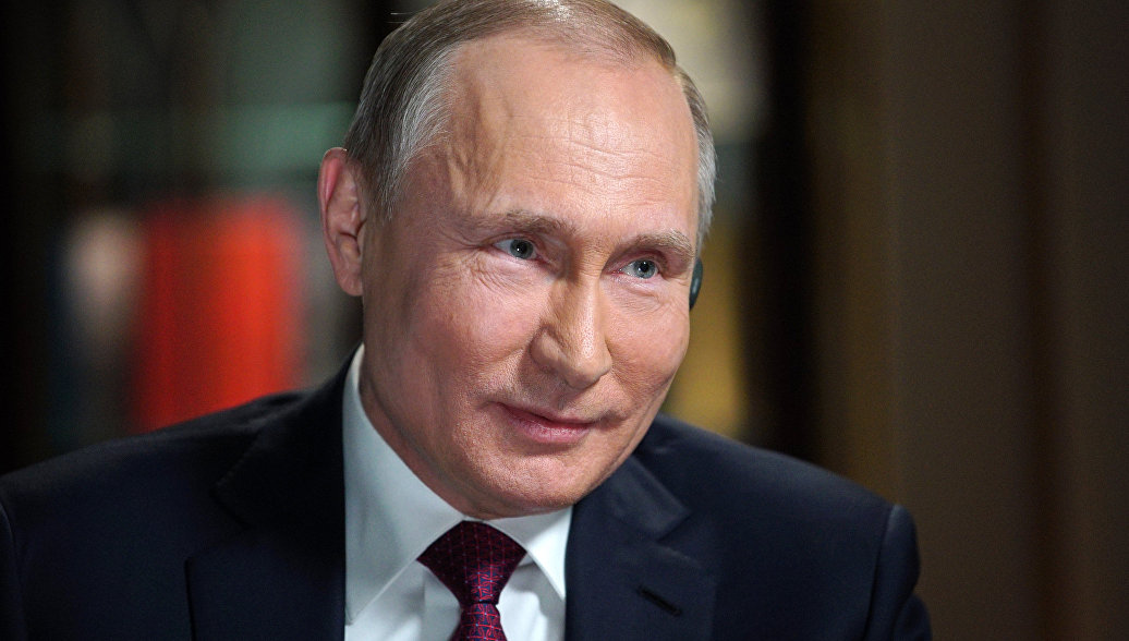 Кремль опубликовал полную версию интервью Путина NBC