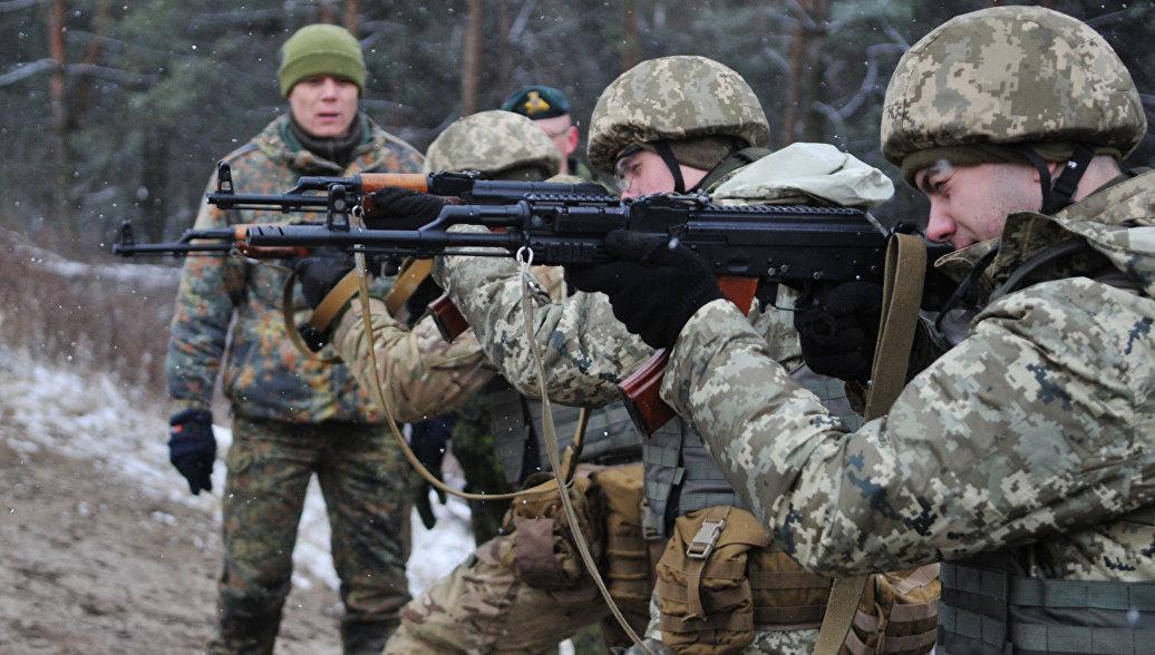 Эксперт рассказал о возможной роли украинских военных в войне НАТО и России