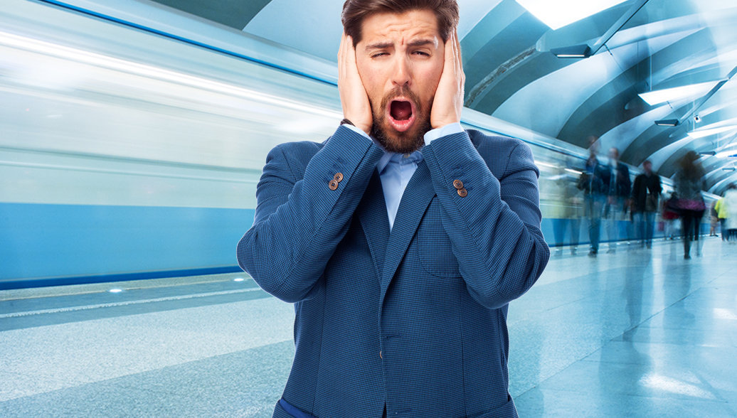 Шум большого города: почему нас раздражает метро