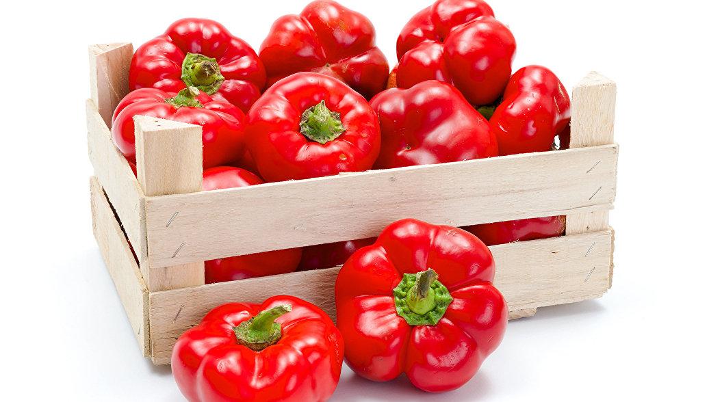 Сибирские ученые вывели витаминный перец