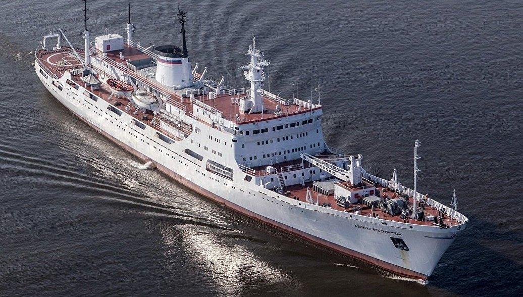 Исследовательское судно ВМФ