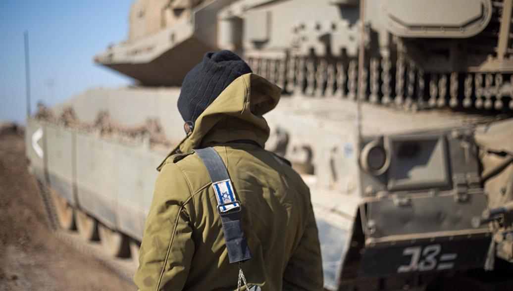 Израиль заявил, что задействовал танки и авиацию против палестинских боевиков
