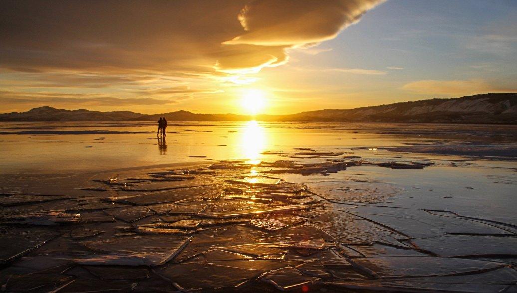 В России зимняя температура может подняться на пять градусов к середине века
