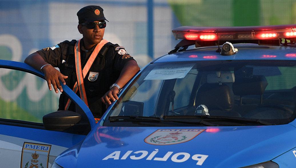 В Рио-де-Жанейро два человека погибли при захвате банка