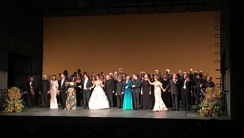 В Лондоне прошел концерт памяти Хворостовского
