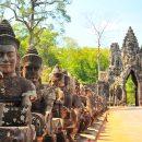 Самые популярные туристические направления в мире