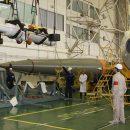 Завершилась сборка ракеты