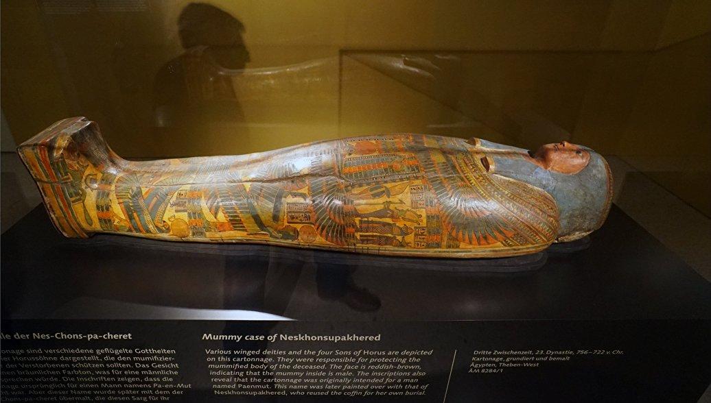 Британские археологи нашли первые сложные татуировки на Земле