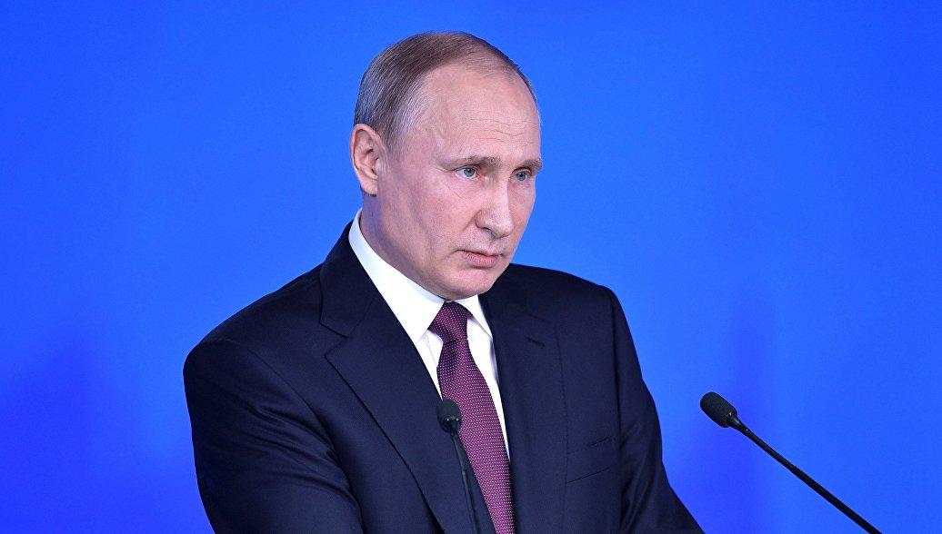 Путин лично контролировал разработку нового вооружения
