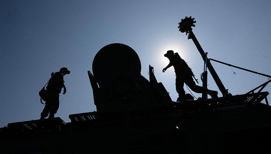 В Оренбургской области военные ЦВО на учениях заглушили связь