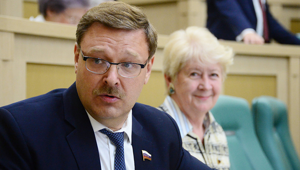 В Совфеде и Госдуме отреагировали на призыв Волкера
