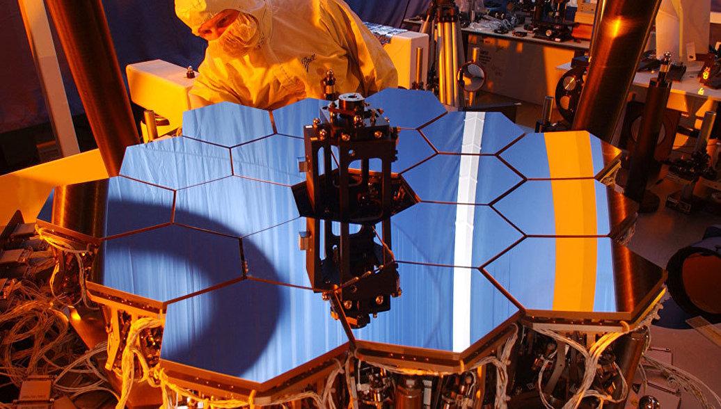 НАСА: запуск самого дорогого телескопа мира будет отложен еще на год