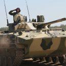 Военнослужащие ЮВО отразили условное нападение противника под Волгоградом