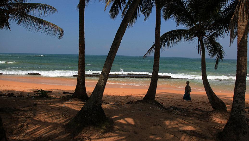 Посольство призвало россиян в Шри-Ланке соблюдать осторожность