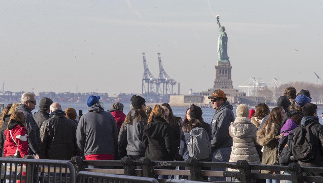 Иммиграционная риторика Дональда Трампа не навредила туризму Нью-Йорка
