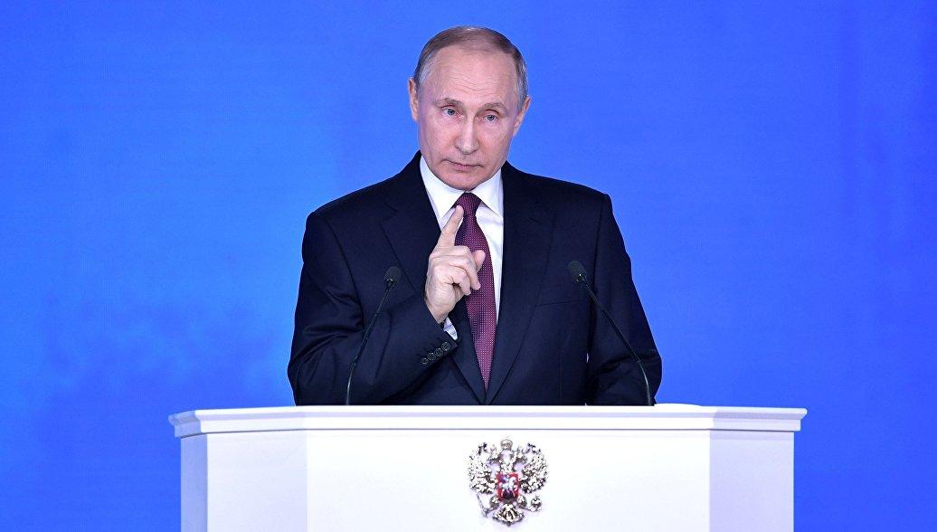 Послание Путина заставляет мобилизоваться, заявил депутат
