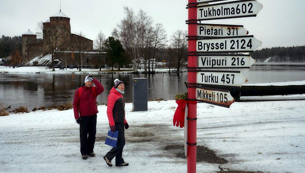 Финские гипермаркеты стимулируют российских туристов тратить больше денег