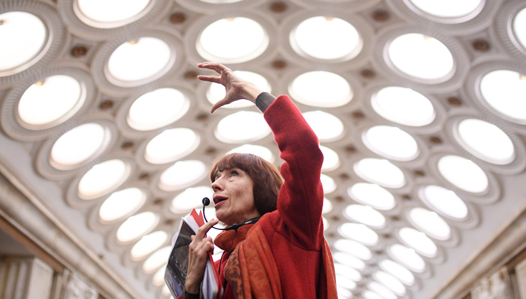 В Москве пройдут бесплатные  экскурсии по городу