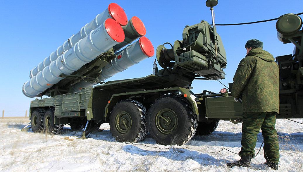 Новая ЗРС С-400 поступила на вооружение ВВО
