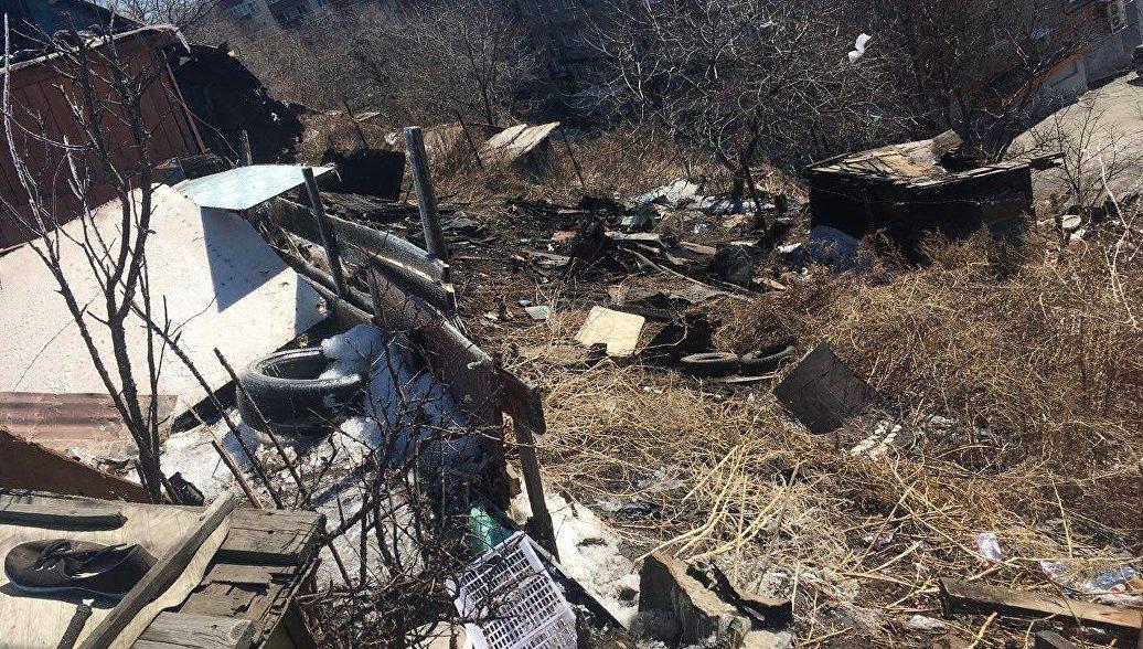 Погибший при пожаре в приморском приюте до последнего спасал людей из огня