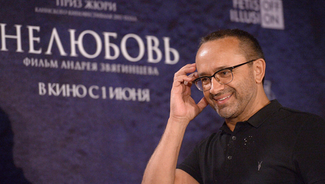 Картина Звягинцева