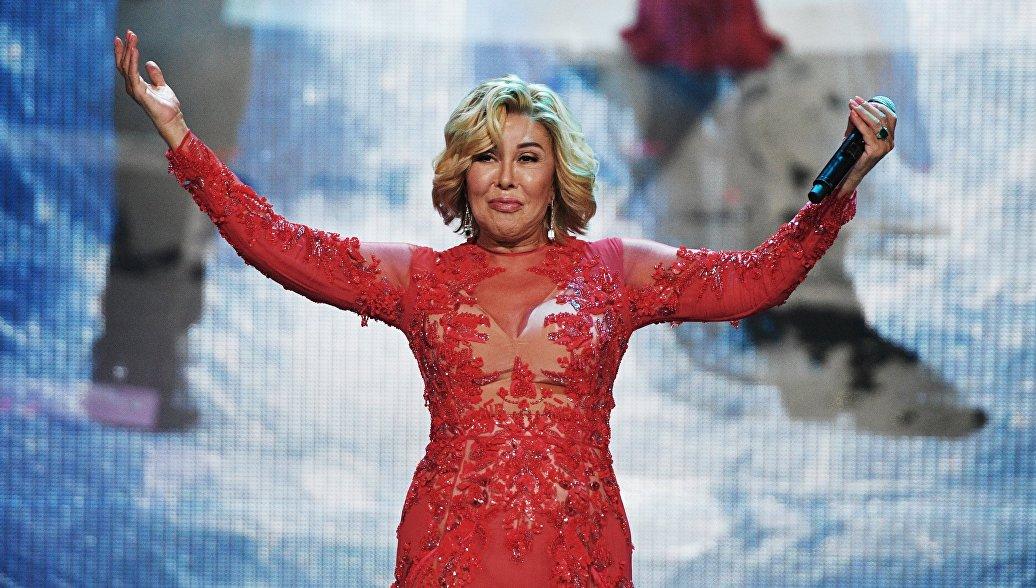Концерт Любови Успенской в Омске пройдет по плану после инцидента в самолете
