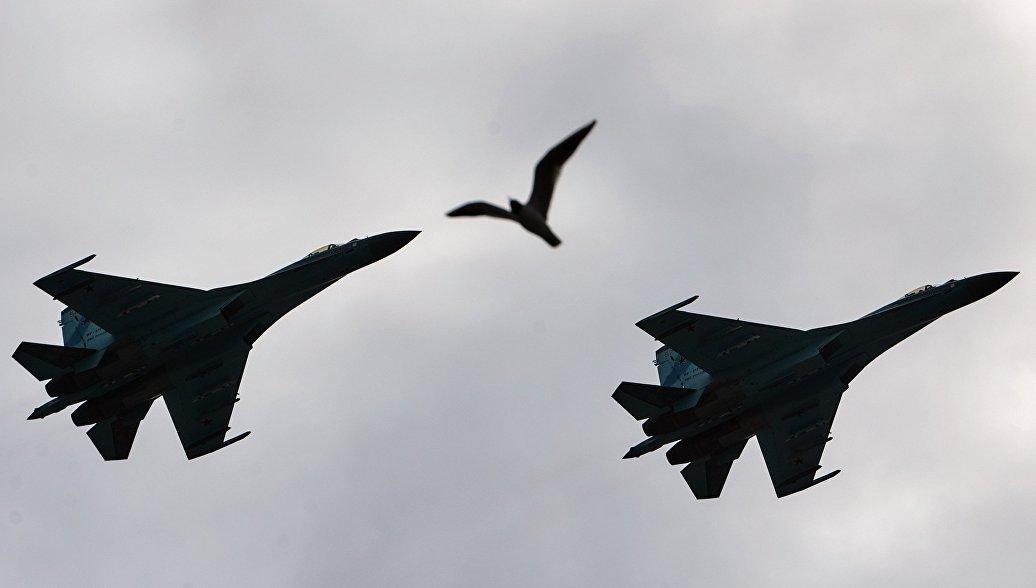В Минобороны рассказали о разведактивности у российских границ