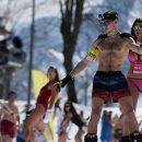 На карнавале в «Розе Хутор» хотят побить рекорд Гиннеса по массовому спуску