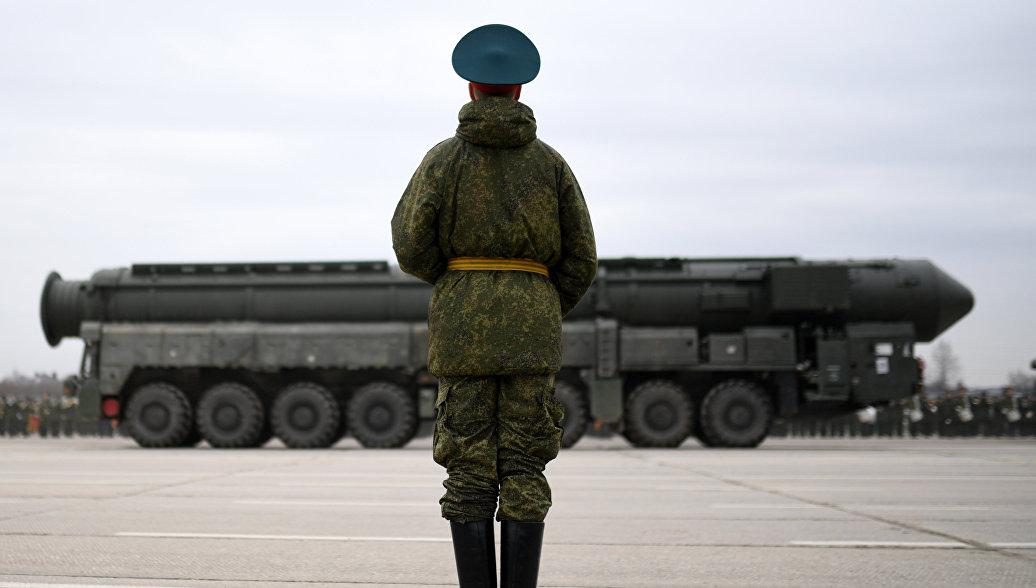 Россия восстала