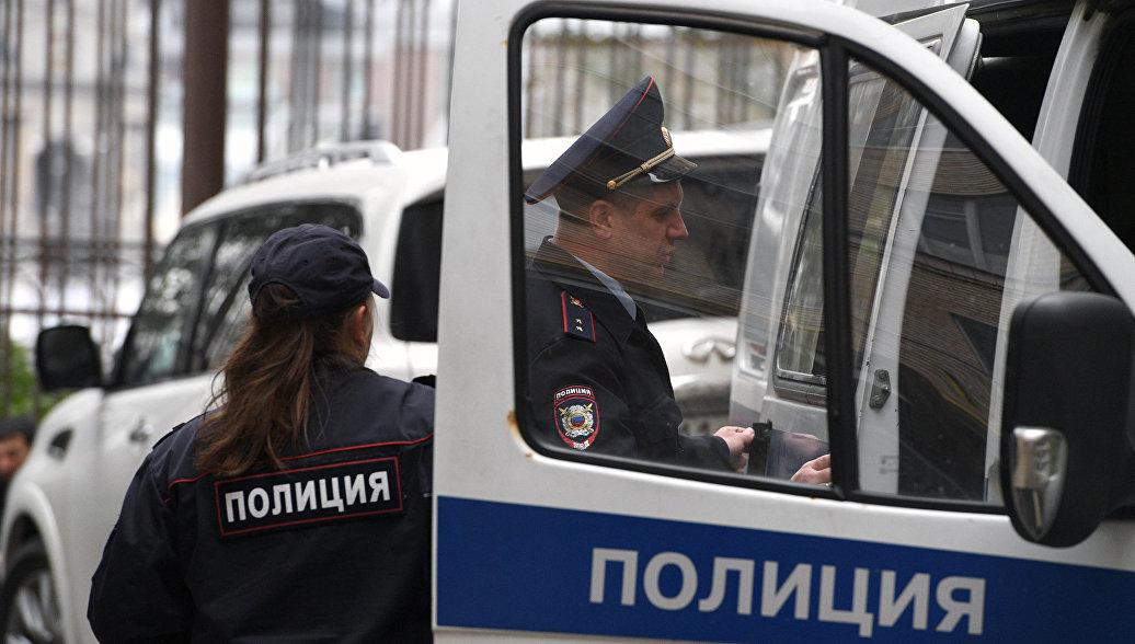 В Москве ограбили ювелирный магазин на десять миллионов рублей