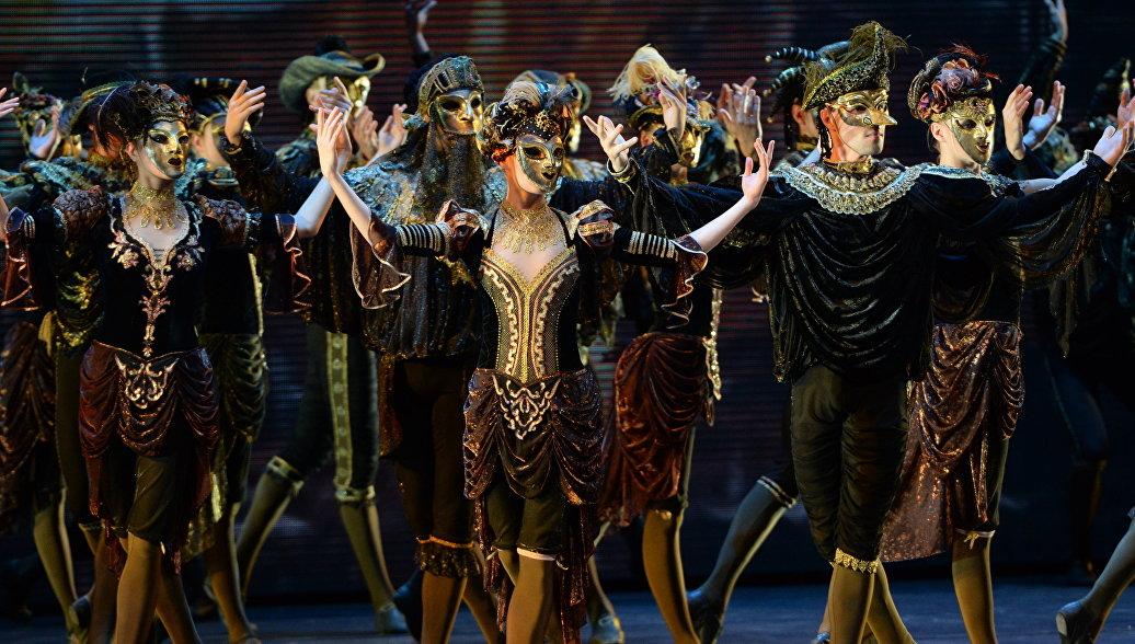 Балет Эйфмана отметит 20-летие первых гастролей в США показом