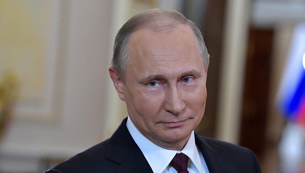 Путин отметил вклад лауреатов премии