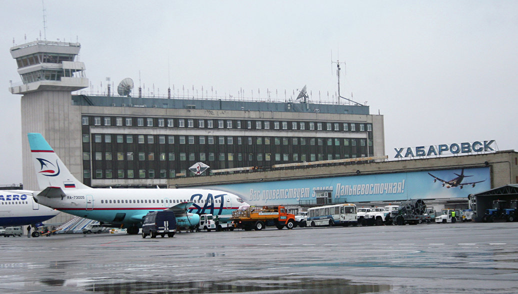 В Хабаровске начали строить новый терминал международного аэропорта