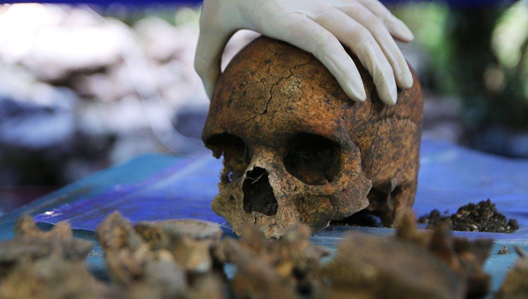 В Мексике обнаружили несколько тайных массовых захоронений