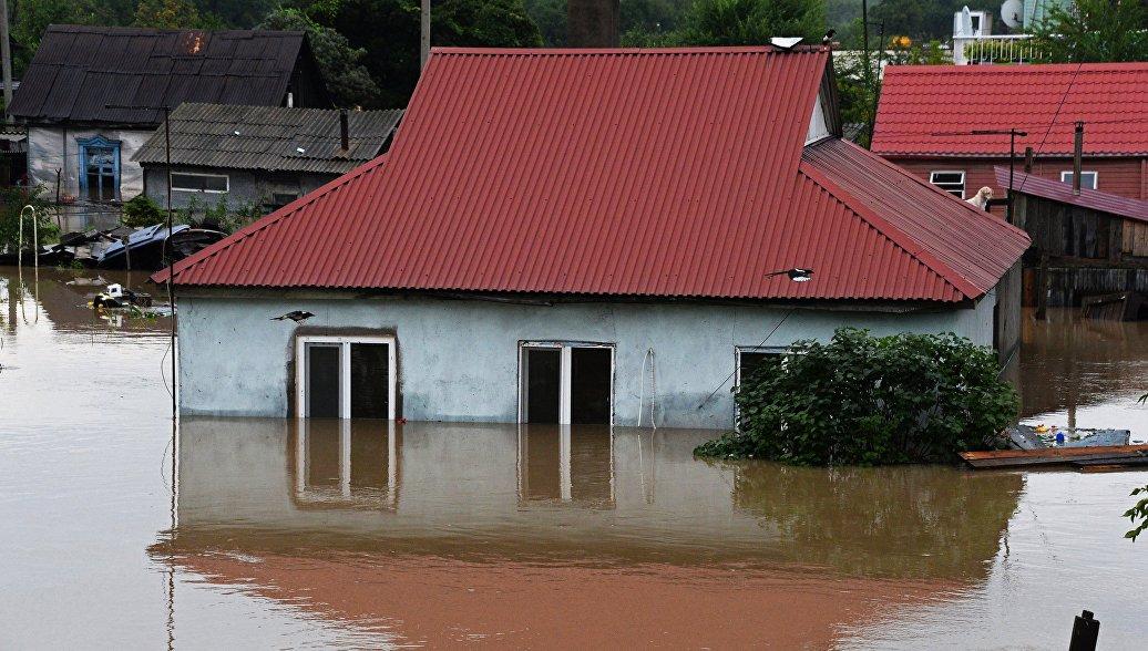 Эксперты предупредили об увеличении числа наводнений в ДФО в ближайшие годы