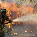 В России начались крупные межведомственные учения по тушению лесных пожаров