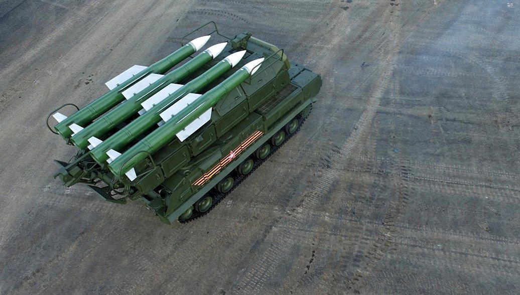 Под Астраханью пройдут боевые стрельбы из ЗРК