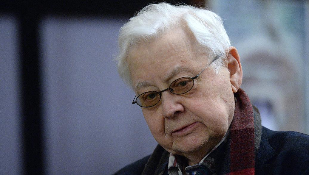 Директор школы Станиславского прокомментировал смерть Олега Табакова