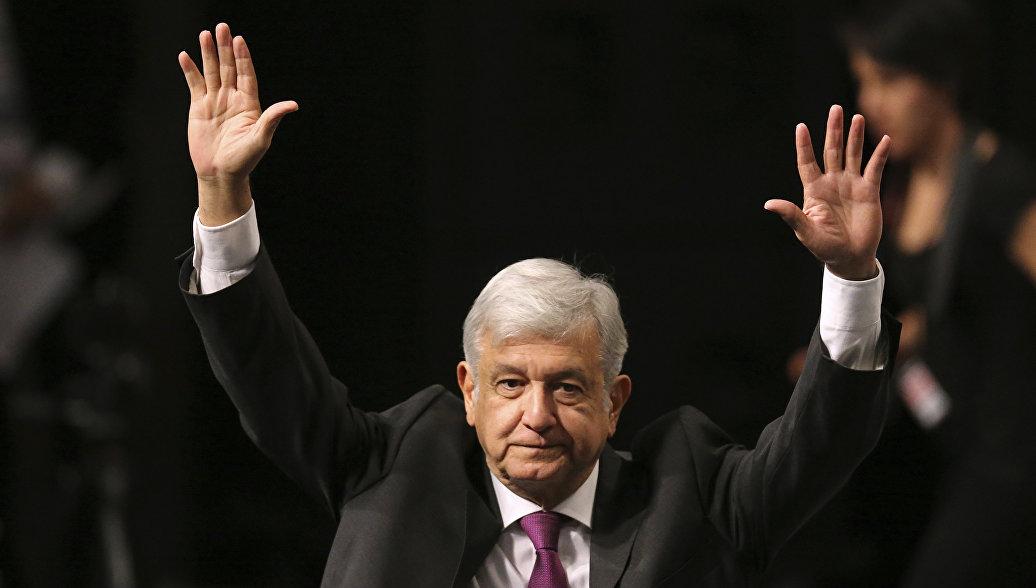 В Мексике лидер президентской гонки еще раз пошутил про российскую помощь