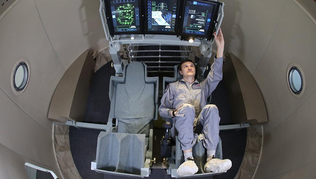 Скафандр для экипажа космического корабля