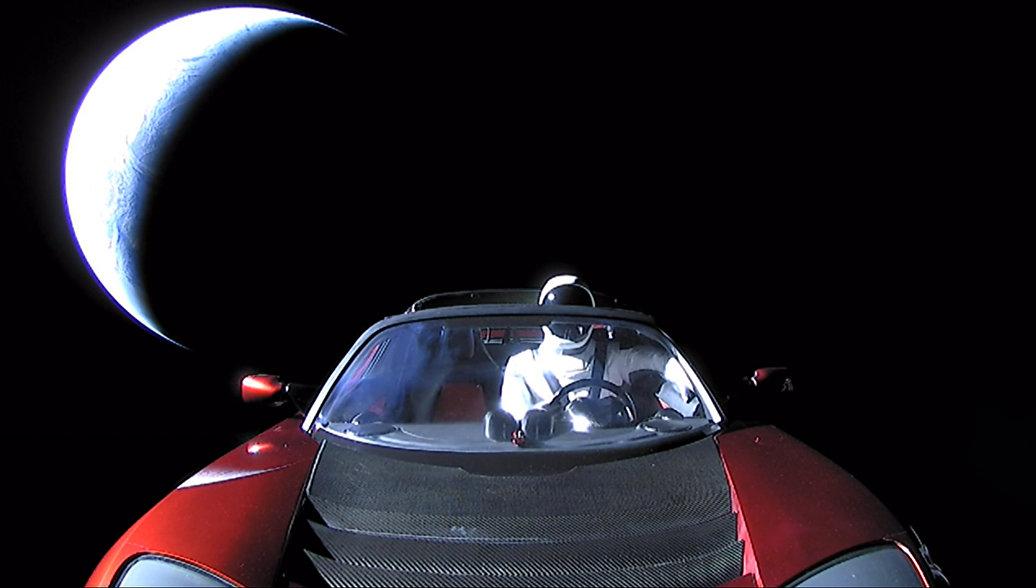 Ученые рассказали, как Tesla Маска может уничтожить жизнь на Марсе