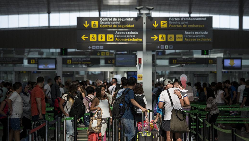 19 марта начнётся забастовка в аэропорту Барселоны